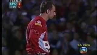 São Paulo 2 x 0 River Plate -  Morumbi - Libertadores 2005 (Jogos Históricos)
