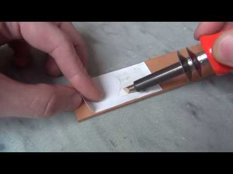 Как сделать тату при помощи лазерного принтера