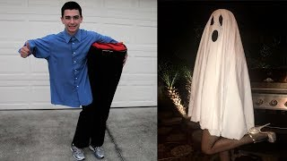 Genius Halloween Costume Ideas That Took Dressing Up To Another Level | Funny Club