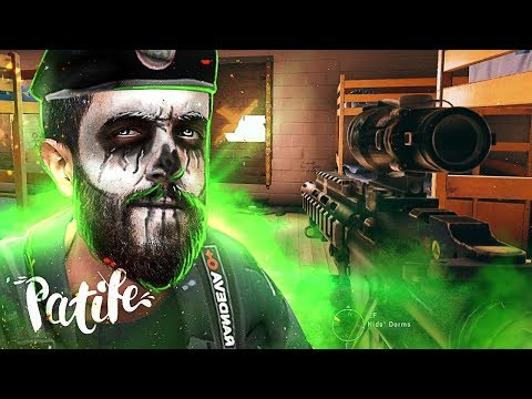ROUND INACREDITÁVEL DE CAVEIRA! RAINBOW SIX SIEGE RANKED