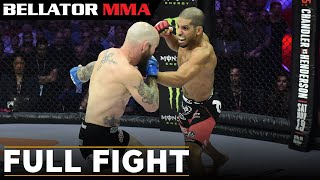 Bellator MMA: Noad Lahat vs. Scott Cleve FULL FIGHT