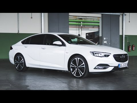 New Opel Insignia Grand Sport review