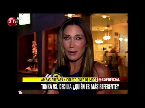 ¿Quién se viste mejor, Cecilia Bolocco o Tonka Tomicic? - SQP