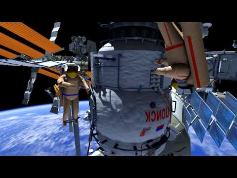 Preview of Aug. 18 Station Spacewalk #Nasa