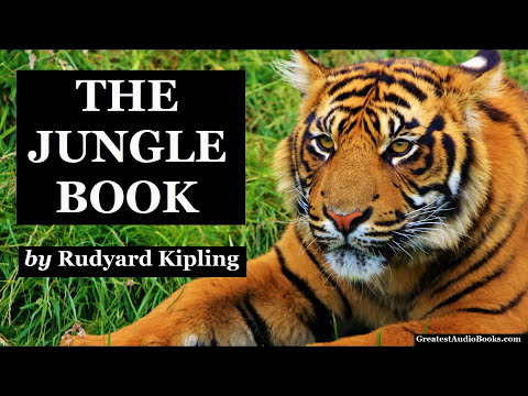 THE JUNGLE BOOK by Rudyard Kipling - FULL Audio Book | Greatest Audio Books
