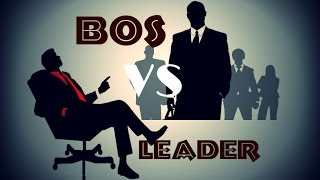 Bos vs Leader (Fakta)