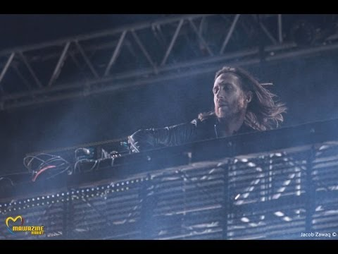 Exclusive : Work Hard, Play Hard - David Guetta | Live @ Festival Mawazine 2013