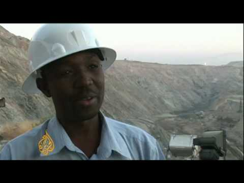 Zambia copper mines hit by financial crisis - 10 Jun 09