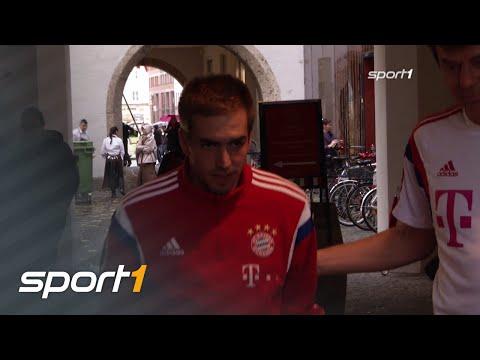 Schockdiagnose für Philipp Lahm! | BUNDESLIGA AKTUELL