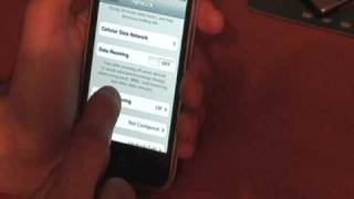 iPhone 3GS MMS & Tethering