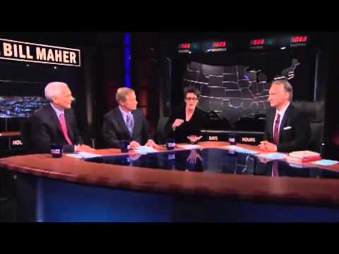 Bill Maher on California Income Taxes: 'Liberals - You Could Actually Lose Me'