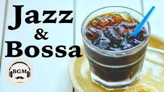 Relaxing Jazz & Bossa Nova Music Happy Cafe Music For Study, Work Background Music