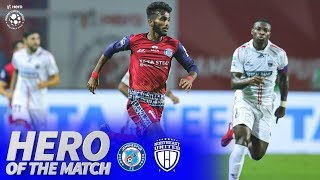 Hero of the Match - Farukh Choudhary | Jamshedpur FC vs NorthEast United FC | Hero ISL 2019-20