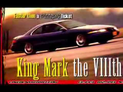 Supercharged and Nitrous Lincoln Mark VIII s.