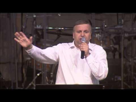 Виктор Лобановский - Воскресное служение - 08-03-2014