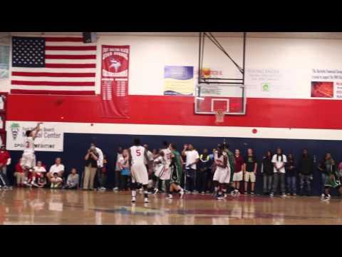 Fort Walton Beach High School Varsity Basketball Vs. Choctawhatchee High School 2013