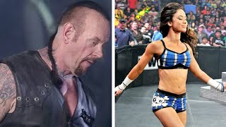 Undertaker WWE ReturnвHuge WWE SigningвCm Punk On AJ Lee In AEWвWrestling News