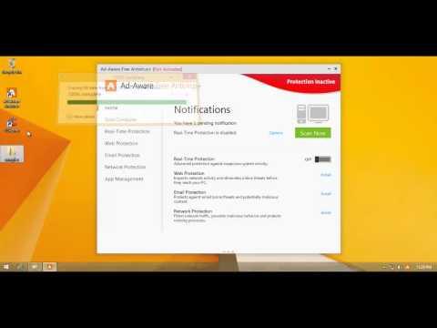 Lavasoft Ad Aware 11 free antivirus review