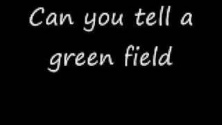 Pink Video - Wish You Were Here Pink Floyd Lyrics