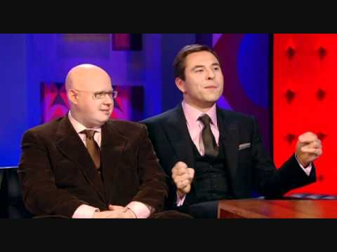 Matt Lucas & David Walliams on Friday Night 2008.09.26 (HQ)