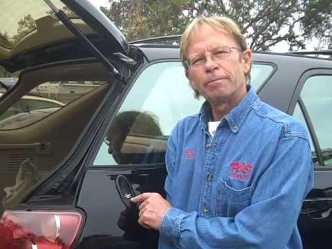 Power Car Antenna Repair
