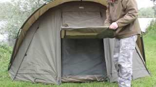 Chub Super Cyfish Dome Bivvy Assembly