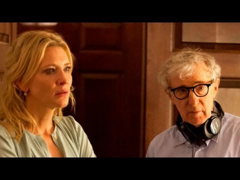 Oscar-Winner Cate Blanchett Stuns in Latest Woody Allen Film