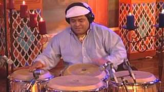 Giovanni Hidalgo Drum Solo improvisation