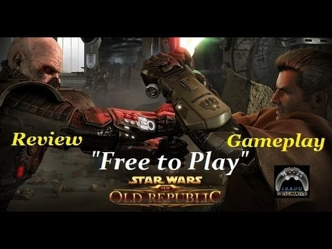Star Wars The Old Republic Free to Play REVIEW