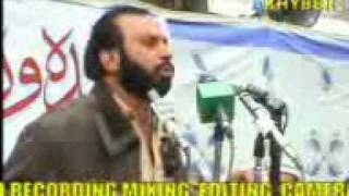 Iqbal Jan 'Pashto funny poetry'