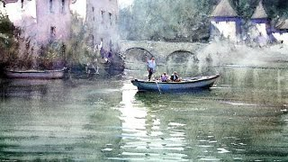 Walk In. Painting Joseph Branko Zbukvic Zagreb
