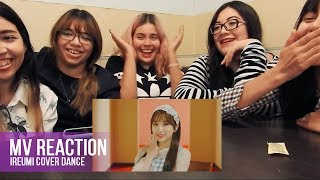 "[MV+Performance Reaction] IZ*ONE (아이즈원) ""La Vie en Rose"" Ireumi Dance Cover"