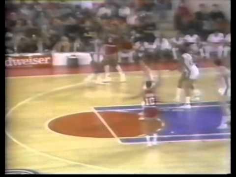 February 15, 1986 76ers @ Pistons