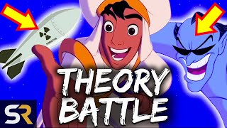 Is Aladdin Set In The FUTURE Or Is The WHOLE Movie About His FIRST Wish? THEORY BATTLE