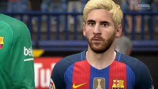 FIFA 17 | Atlético Madrid vs FC Barcelona - Full Gameplay (PS4/Xbox One)