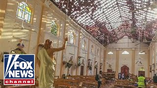 Two Americans killed, death toll expected to rise in Sri Lanka attacks