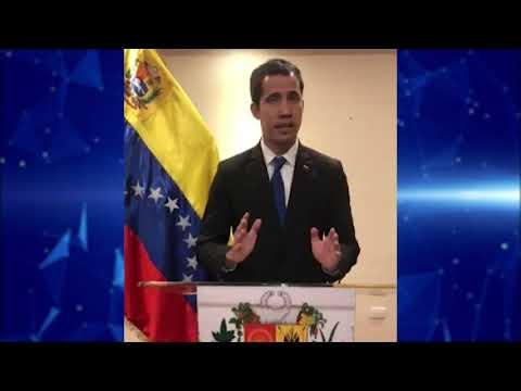 Mensaje de Juan Guaidó ante Reunión de la SIP