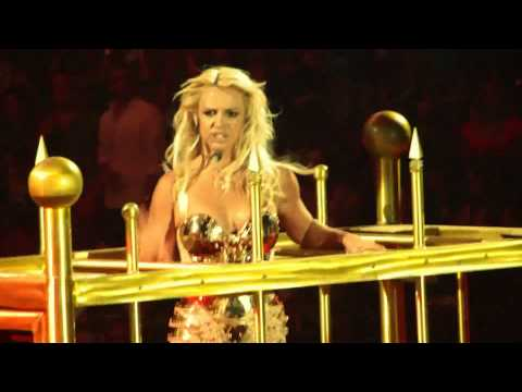 Final Version: Piece Of Me Britney Spears Circus Tour Dvd Multiangle 1080p video