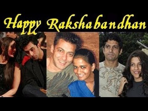 Bollywood famous SIBLINGS: Raksha Bandhan SPECIAL