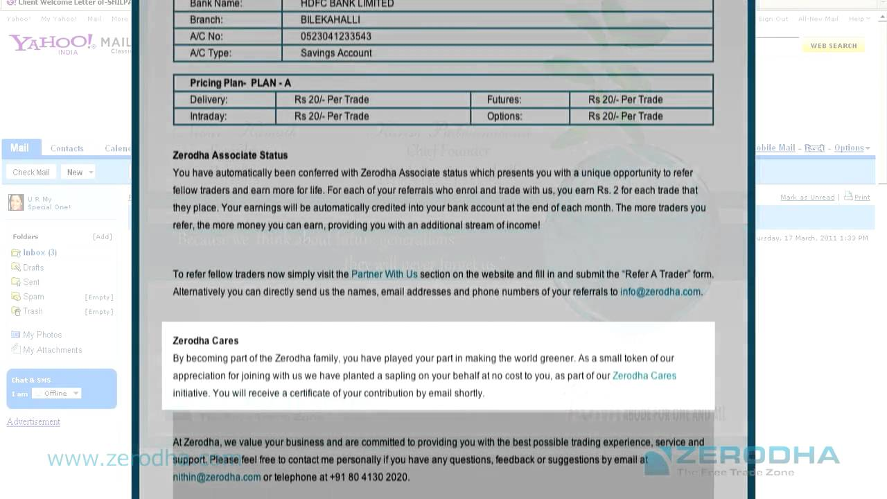 Index options trading in india