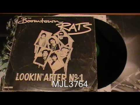 Boomtown Rats - Joeys On The Street Again