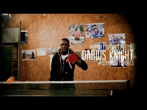 Darius Knight Interview with Priority Sports