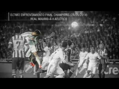 VÍDEO PROMO: Atlético de Madrid vs. Real Madrid