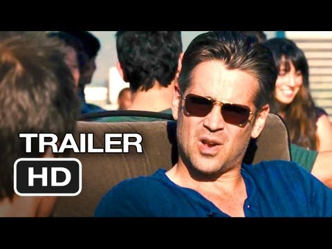 Seven Psychopaths Official Trailer #3 (2012) - Colin Farrell, Christopher Walken Movie HD