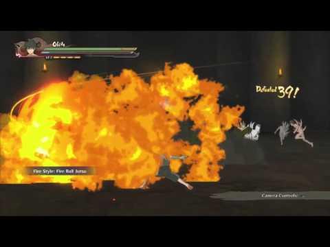 "Naruto shippuden ultimate ninja storm 4 part 5 "" A masked mans hell"""