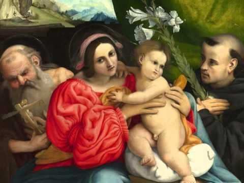 N. Porpora. Dorindo, dormi ancor? Di dolce ardor vedrete - Lorenzo Lotto