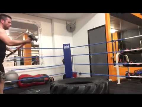 MMA Style Fat Burning Cardio Circuit | Personal Training Br