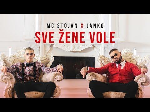 MC STOJAN - SVE ZENE VOLE (with JANKO)