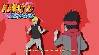 Naruto Shippuden Ending 15 | U Can Do It! (HD)