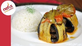 Köfteli İslim Kebabı Tarifi | Kürdan Kebabı Nasıl Yapılır | Nefis Yemek Tarifleri